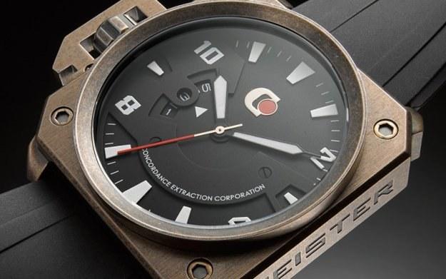 Zegarek z motywem z serii Dead Space /materiały prasowe