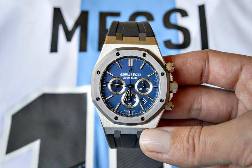 Zegarek z numerem 10 został sprzedany za ponad 65 tys. euro /East News
