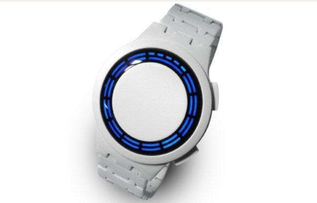 Zegarek z włókna octanowego od Tokyo Flash /Gadżetomania.pl