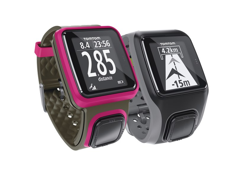 Zegarki GPS TomTom Runner i TomTom Multi-Sport /materiały prasowe