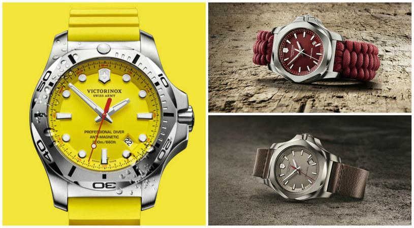 Zegarki I.N.O.X - dla nich nie ma trudnych warunków /materiały prasowe