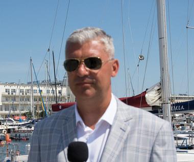 Żeglarstwo. Wiceprezydent World Sailing Tomasz Chamera - wszyscy chcieli go na pokładzie