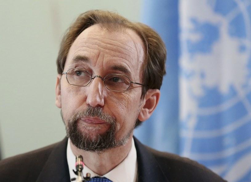 Zeid Ra'ad Al-Hussein. /AP /East News