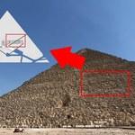 Żelazny Tron w Wielkiej Piramidzie Cheopsa w Gizie?