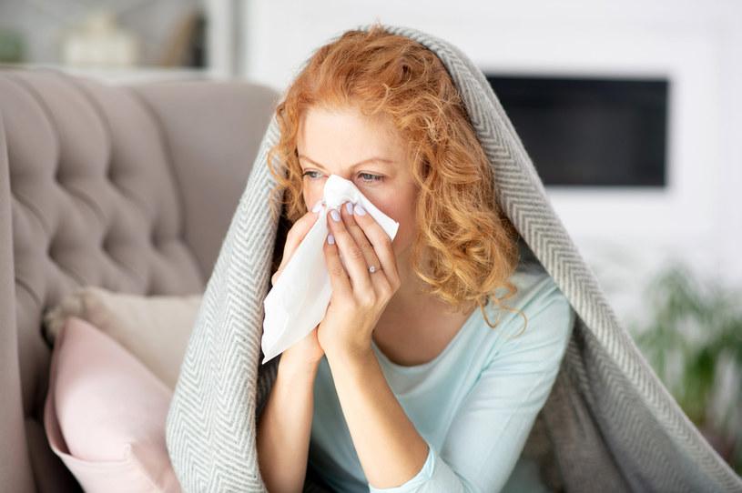 Żelazo to podstawa naszej odporności. Kiedy go brakuje, jesteśmy bardziej podatni na infekcje i częściej chorujemy /123RF/PICSEL