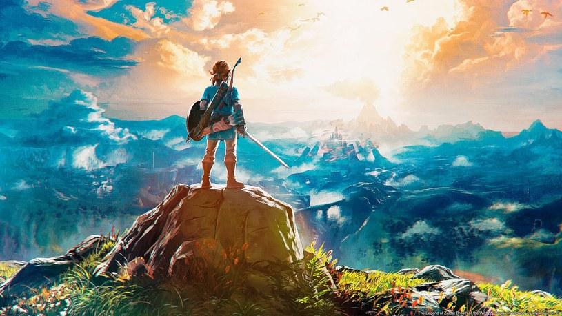 Zelda: Breath of the Wild /materiały prasowe