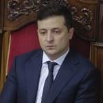Zełenski: Gdyby nie restrykcje to na Ukrainie byłoby 200 tys. chorych