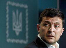 Zełenski: Nie miałem kontaktów z aresztowanymi w USA biznesmenami
