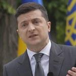 Zełenski: Ukraina chce pełnoprawnego członkostwa w Unii Europejskiej