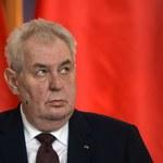 Zeman: Unia Europejska powinna zamknąć granice przed migrantami