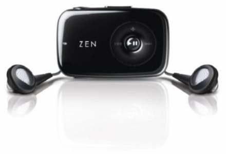 Zen Stone, alternatywa dla innych flashowych odtwarzaczy /materiały prasowe