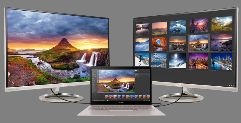 ZenBook 3 Deluxe /materiały prasowe
