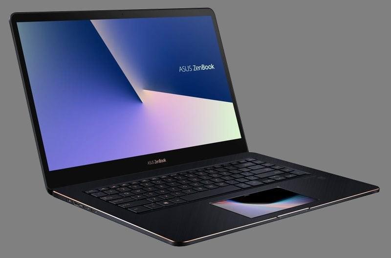 ZenBook Pro /materiały prasowe