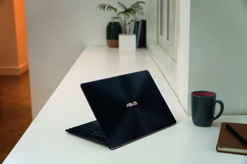 ZenBook S (UX391) /materiały prasowe