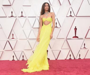 Zendaya na Oscarach: Naszyjnik za 6 milionów dolarów