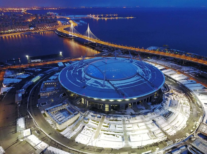 Zenit Arena /AFP