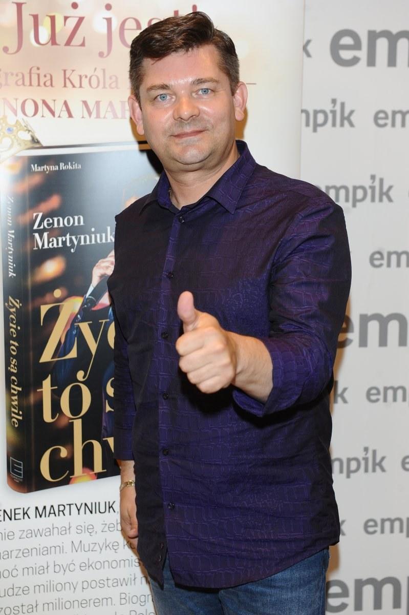 Zenon Martyniuk /Piotr Andrzejczak /MWMedia