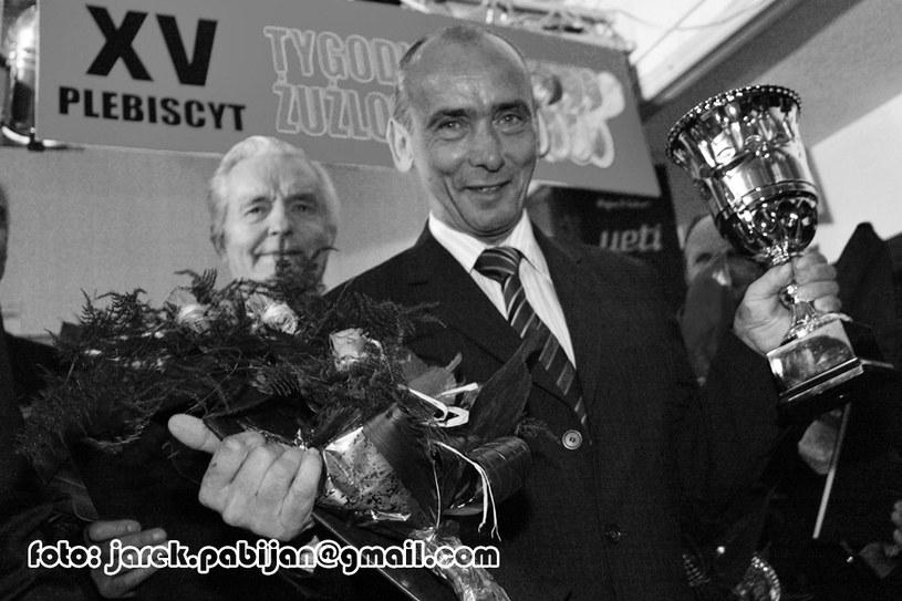 Zenon Plech /Flipper Jarosław Pabijan