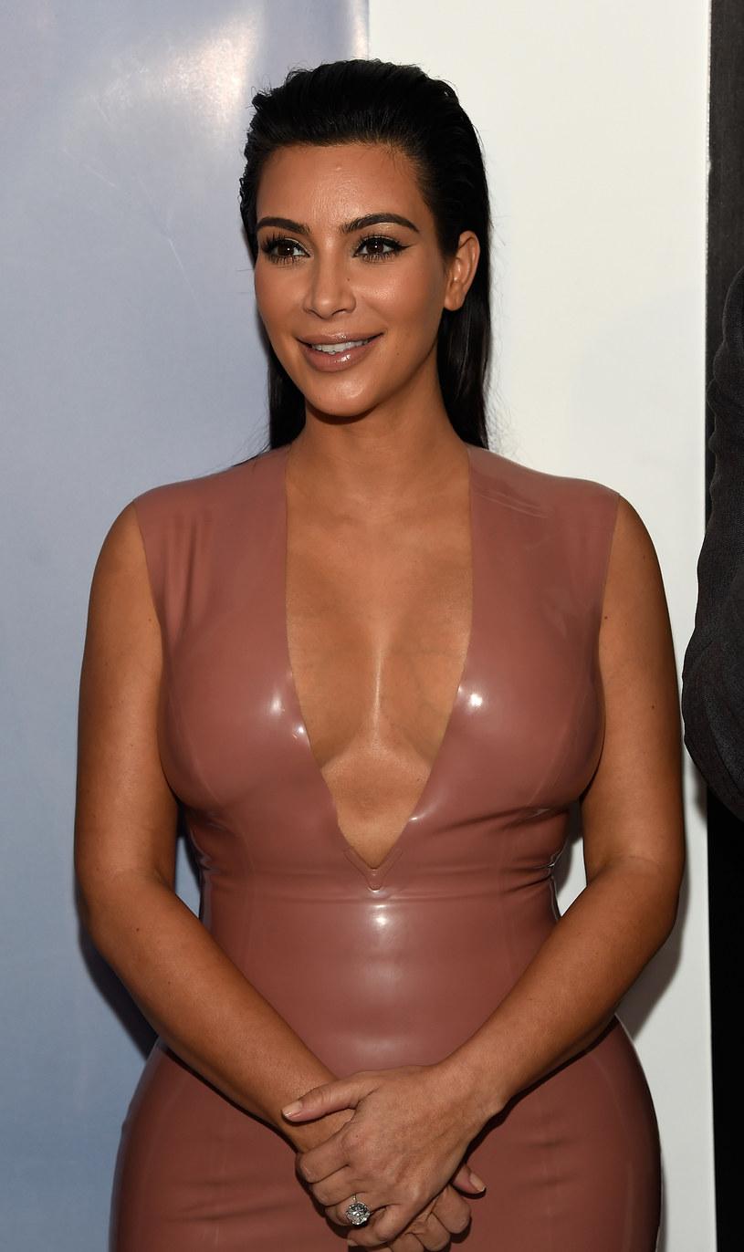 Żenująca wpadka Kim Kardashian /Rick Diamond /Getty Images