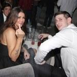 Żenujące zachowanie modelki w klubie nocnym
