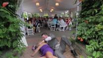 Żenujące zachowanie na weselu
