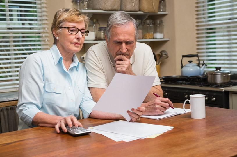 Zerowy PIT opłacalny tylko dla niektórych emerytów /123RF/PICSEL