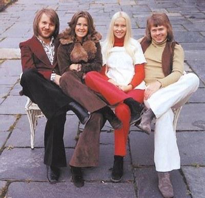 Zespół ABBA /Dzień Dobry
