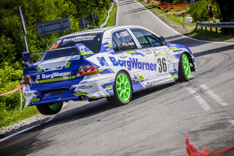 Zespół BorgWarner Racing Team /Agnieszki Wołkowicz /