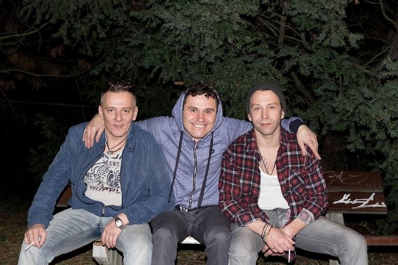 """Zespół """"Dream"""" w komplecie /Paweł Krawczyk /INTERIA.PL"""