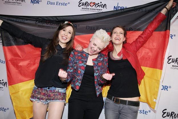 Zespół Elaiza będzie reprezentował Niemcy (fot. Mathis Wienand) /Getty Images