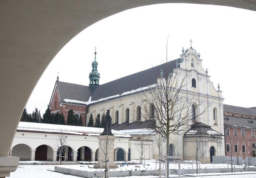 Zespół klasztorny w Mogile, Kraków /Damian Klamka /East News