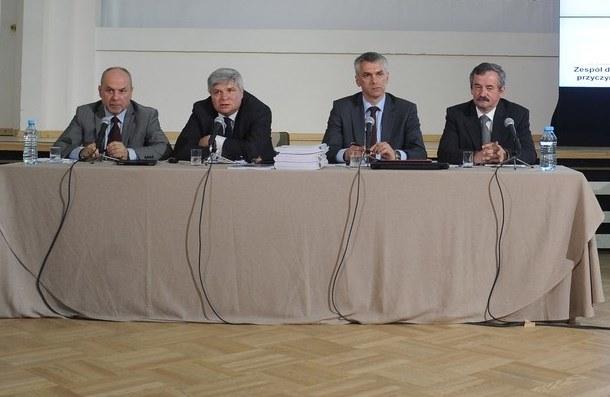 Zespół Macieja Laska /Witold Rozbicki /Reporter
