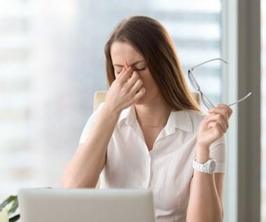 Zespół suchego oka: Objawy, przyczyny, zalecana dieta