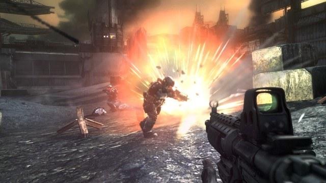 Zestaw broni dostępnych w grze, oraz ich funkcjonalność, to istny majstersztyk /INTERIA.PL