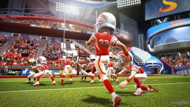 Zestaw gier sportowych w Kinect Sports: Sezon 2 angażuje do zabawy całe ciało człowieka /Informacja prasowa