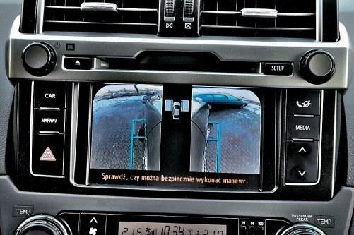 Zestaw kamer 360º /Motor