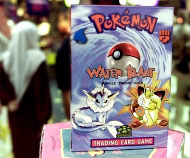 Zestaw kart Pokémon sprzedany za 400 tys. dolarów