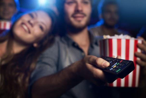 Zestaw kina domowego przyda się nie tylko miłośnikom filmów i seriali /123RF/PICSEL