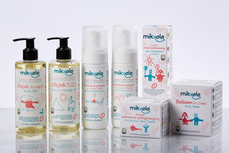 Zestaw kosmetyków MIKKOLO /materiały prasowe