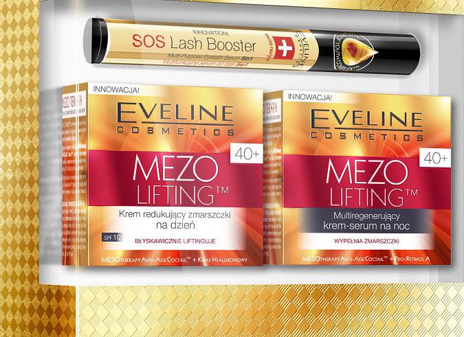 Zestaw kosmetyków od Eveline /materiały prasowe