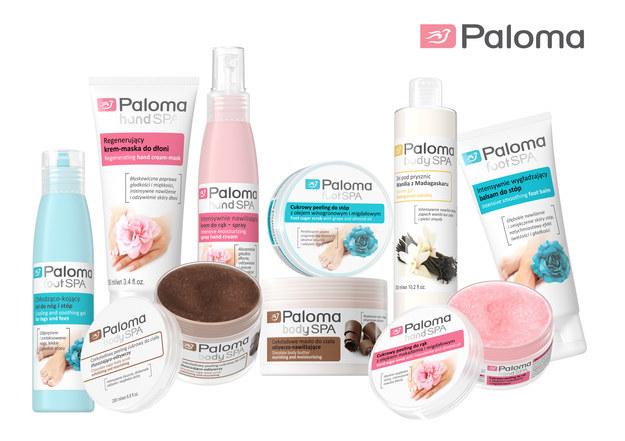 Zestaw kosmetyków Paloma dla zwiciezców /INTERIA.PL