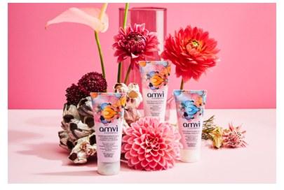Zestaw Nawilżający Moisturizing Wave od AMVI Cosmetics /INTERIA.PL/materiały prasowe