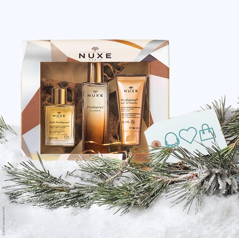 Zestaw prezentowy NUXE Prodigieux® le Parfum /materiały prasowe