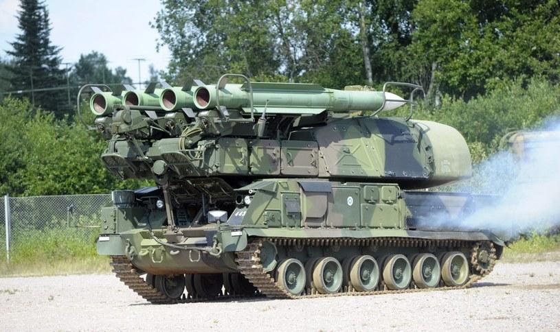 Zestaw rakietowy Buk stał się hitem eksportowym rosyjskiego przemysłu obronnego /East News