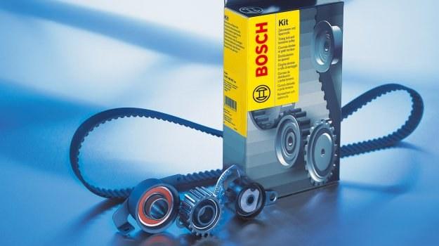 Zestaw rozrządu powinno się wymieniać nie rzadziej niż co 4-5 lat lub po przebiegu podanym w instrukcji (w zależności od tego, co wypadnie wcześniej). /Bosch