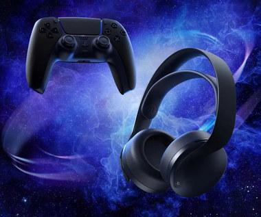 """Zestaw słuchawkowy PlayStation PULSE 3D w odcieniu """"Nocna Czerń"""""""