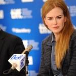 Zestresowana Nicole Kidman