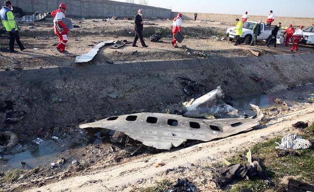 Zestrzelenie ukraińskiego samolotu: Pasażerowie żyli po uderzeniu pierwszego pocisku