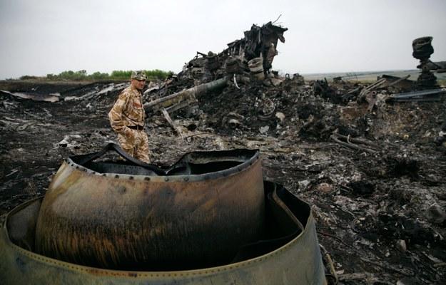 Zestrzelony boeing: Rosjanie przekazali materiały Holendrom