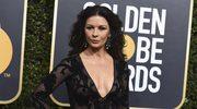 Zeta-Jones wspiera Douglasa po oskarżeniach o molestowanie